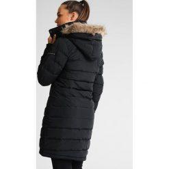 Płaszcze damskie pastelowe: Bergans Płaszcz puchowy black