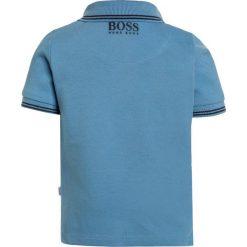 Bluzki dziewczęce bawełniane: BOSS Kidswear BABY LAYETTE  Koszulka polo himmelblau
