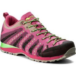 Trekkingi ELBRUS - Waika 928000754 Fuchsia/Light Lime. Czerwone buty trekkingowe damskie marki ELBRUS. W wyprzedaży za 199,00 zł.