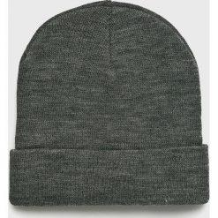 Blend - Czapka. Szare czapki zimowe męskie Blend, z dzianiny. Za 39,90 zł.