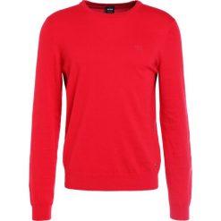 Swetry klasyczne męskie: BOSS CASUAL AKHUB Sweter red