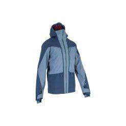 Kurtka narciarska All-Mountain AM900 męska. Niebieskie kurtki męskie WED'ZE, m. Za 499,99 zł.
