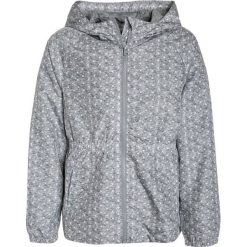 GAP Kurtka przejściowa grey. Szare kurtki dziewczęce przeciwdeszczowe GAP, z materiału. W wyprzedaży za 126,75 zł.