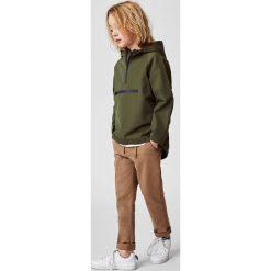 Rurki męskie: Mango Kids - Spodnie dziecięce Tape 116-164 cm