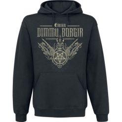 Bluzy męskie: Dimmu Borgir Eonian – Snakes Ornaments Bluza z kapturem czarny