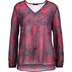Bluzki asymetryczne: Sisley Bluzka pink/navy