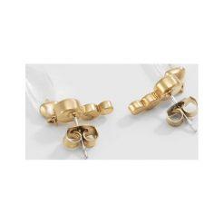 Kolczyki damskie: Dyrberg/Kern CHELLE Kolczyki goldcoloured