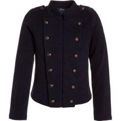 Polo Ralph Lauren MILITARY Żakiet hunter navy. Niebieskie kurtki dziewczęce marki Polo Ralph Lauren, z materiału. W wyprzedaży za 439,20 zł.