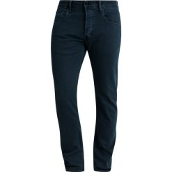 GStar 3301 DECONSTRUCTED SLIM COJ Jeansy Slim Fit legion blue. Niebieskie jeansy męskie relaxed fit G-Star. Za 469,00 zł.
