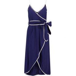 Sukienki hiszpanki: Bardot WINSLOW Sukienka letnia navy