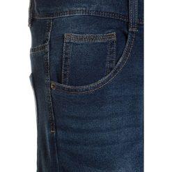 Rurki dziewczęce: Benetton TROUSERS Jeansy Slim Fit blue denim