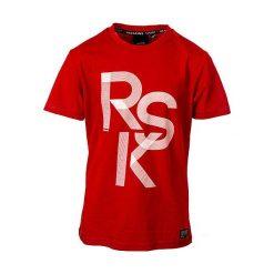T-shirty chłopięce: Koszulka w kolorze czerwonym