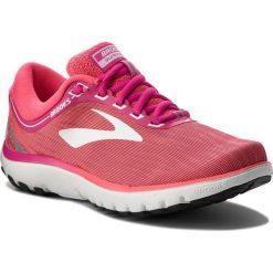 Buty BROOKS - PureFlow 7 120262 1B 684 Pink/Pink/White. Czerwone buty do biegania damskie marki Brooks, z materiału. W wyprzedaży za 379,00 zł.