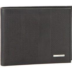 Duży Portfel Męski VALENTINI - 157.335 Black. Czarne portfele męskie marki Valentini, ze skóry. Za 99,00 zł.