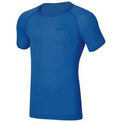 Odlo Koszulka męska s/s crew neck Evolution X-light niebieska r. L (182042). Niebieskie koszulki sportowe męskie marki Odlo, l. Za 55,02 zł.