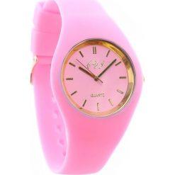 Różowo-Złoty Zegarek Old Time. Czerwone zegarki damskie Born2be, złote. Za 24,99 zł.