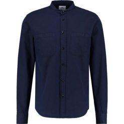 Koszule męskie na spinki: Hope RICK Koszula blue stripe