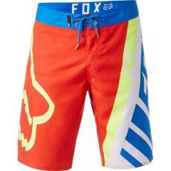 Kąpielówki męskie: FOX Kąpielówki Męskie Motion Creo 32 Czerwony