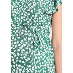 Sukienki hiszpanki: JoJo Maman Bébé LEAF FRILL SLEEVE DRESS Sukienka z dżerseju green