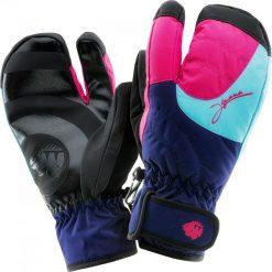 Rękawiczki damskie: IGUANA Rękawiczki damskie  SALLE W Patriot Blue r. S/M