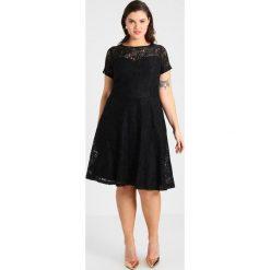Sukienki hiszpanki: Dorothy Perkins Curve NEW FIT FLARE DRESS Sukienka koktajlowa black