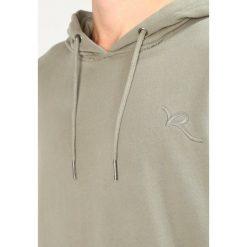 Bejsbolówki męskie: Rocawear Bluza z kapturem grey olive