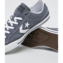 Converse - Tenisówki. Szare tenisówki męskie Converse, z gumy, na sznurówki. W wyprzedaży za 199,90 zł.