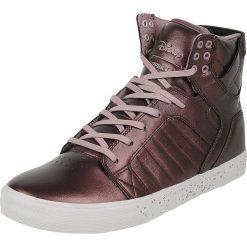Supra Skytop - Poison Apple Buty sportowe czarny/jasnofioletowy. Czarne buty skate męskie marki Supra, z aplikacjami, supra skytop. Za 284,90 zł.