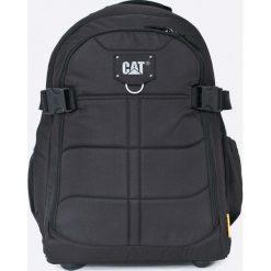 Caterpillar - Walizka Harry 40 L. Czarne torby na laptopa marki Caterpillar, z materiału, małe. W wyprzedaży za 219,90 zł.
