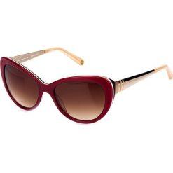 """Okulary przeciwsłoneczne damskie: Okulary przeciwsłoneczne """"SR773602"""" w kolorze różowym"""