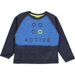 """Bluza """"Sander 605"""" w kolorze niebieskim. Niebieskie bluzy niemowlęce LEGO Wear. W wyprzedaży za 67,95 zł."""