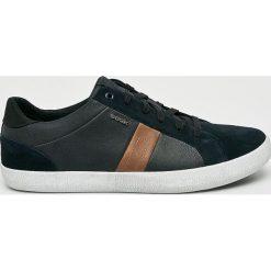 Geox - Buty. Szare buty sportowe męskie Geox, z gumy. Za 429,90 zł.