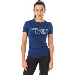 IQ Koszulka damska Ledo WMNS Blue Depths r. S. Szare topy sportowe damskie marki IQ, l. Za 60,93 zł.