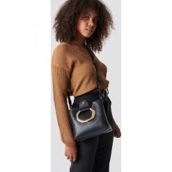 MANGO Torba Andy - Black. Czarne torebki klasyczne damskie Mango, w paski. Za 202,95 zł.
