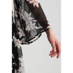 Długie sukienki: YAS YASGLAZY MAXI DRESS Długa sukienka black