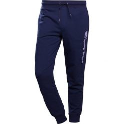 Spodnie dresowe męskie: Emporio Armani JOGGER Spodnie treningowe blue
