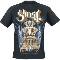 Ghost Ceremony And Devotion T-Shirt czarny. Czarne t-shirty męskie z nadrukiem marki Caliban, s. Za 89,90 zł.