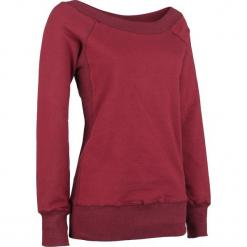 Forplay Sweater Bluza damska bordowy. Czerwone bluzy damskie Forplay, s, prążkowane. Za 54,90 zł.