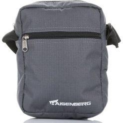 SZARA TORBA NA RAMIĘ SASZETKA HAISENBERG. Szare torby na ramię męskie Haisenberg, w paski, z syntetyku, na ramię. Za 49,90 zł.