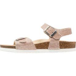 Friboo Sandały pink. Czerwone sandały chłopięce marki Friboo, z materiału. Za 129,00 zł.