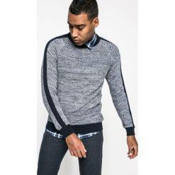 Medicine - Sweter North Storm. Szare swetry klasyczne męskie marki MEDICINE, m, z bawełny, z okrągłym kołnierzem. W wyprzedaży za 79,90 zł.