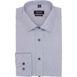 Koszula bexley 2292 długi rękaw custom fit niebieski. Szare koszule męskie marki Recman, na lato, l, w kratkę, button down, z krótkim rękawem. Za 139,00 zł.