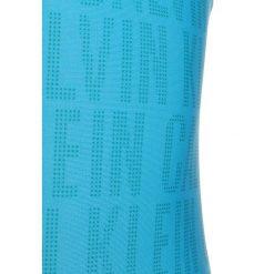 Stroje jednoczęściowe dziewczęce: Calvin Klein Swimwear Kostium kąpielowy tonic print scuba blue