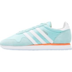 Trampki męskie: adidas Originals HAVEN Tenisówki i Trampki clear aqua/white/easy orange
