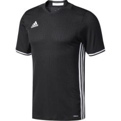 Adidas Koszulka piłkarska  Condivo 16 Jersey czarna r. M. Czarne koszulki sportowe męskie Adidas, m, z jersey. Za 123,31 zł.