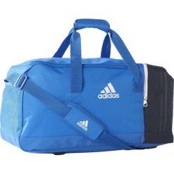 Torby podróżne: Adidas Torba sportowa Tiro Team Bag Medium 45 Blue/Collegiate Navy/White (B46127)