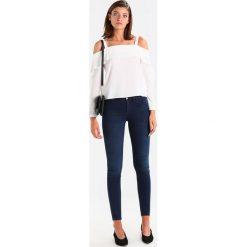 Bluzki asymetryczne: AllSaints KHAN Bluzka white