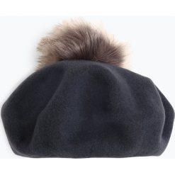 Loevenich - Czapka damska, niebieski. Niebieskie czapki damskie Loevenich. Za 129,95 zł.