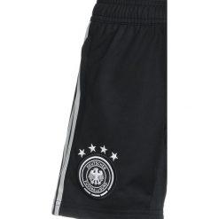 Adidas Performance DFB  Krótkie spodenki sportowe black/gretwo/white. Czarne spodenki chłopięce adidas Performance, z materiału, sportowe. Za 159,00 zł.