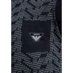 Armani Junior Tshirt z nadrukiem blu. Niebieskie t-shirty męskie z nadrukiem Armani Junior, z bawełny. Za 319,00 zł.